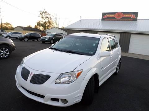 2006 Pontiac Vibe for sale at Grand Prize Cars in Cedar Lake IN