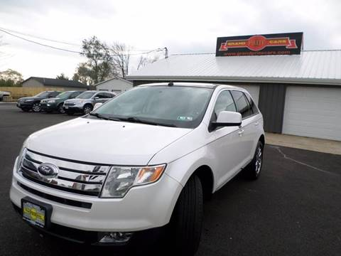 2010 Ford Edge for sale at Grand Prize Cars in Cedar Lake IN