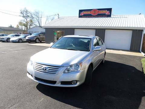 2008 Toyota Avalon for sale at Grand Prize Cars in Cedar Lake IN