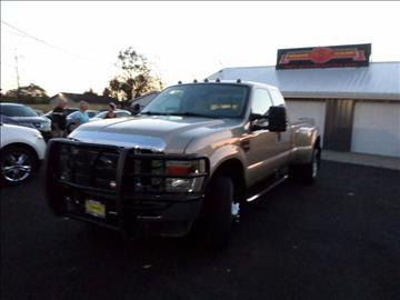 2008 Ford F-350 Super Duty for sale at Grand Prize Cars in Cedar Lake IN