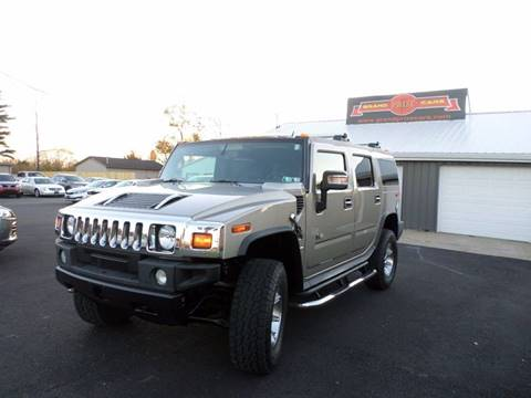 2006 HUMMER H2 for sale at Grand Prize Cars in Cedar Lake IN