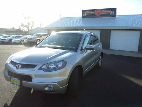 2009 Acura RDX for sale at Grand Prize Cars in Cedar Lake IN