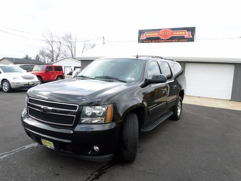 2012 Chevrolet Suburban for sale at Grand Prize Cars in Cedar Lake IN