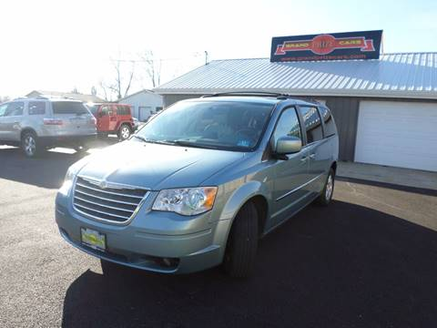 2010 Chrysler Town and Country for sale at Grand Prize Cars in Cedar Lake IN