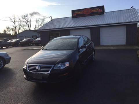 2008 Volkswagen Passat for sale at Grand Prize Cars in Cedar Lake IN