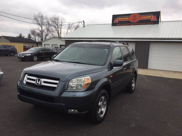 2006 Honda Pilot For Sale At Grand Prize Cars In Cedar Lake IN