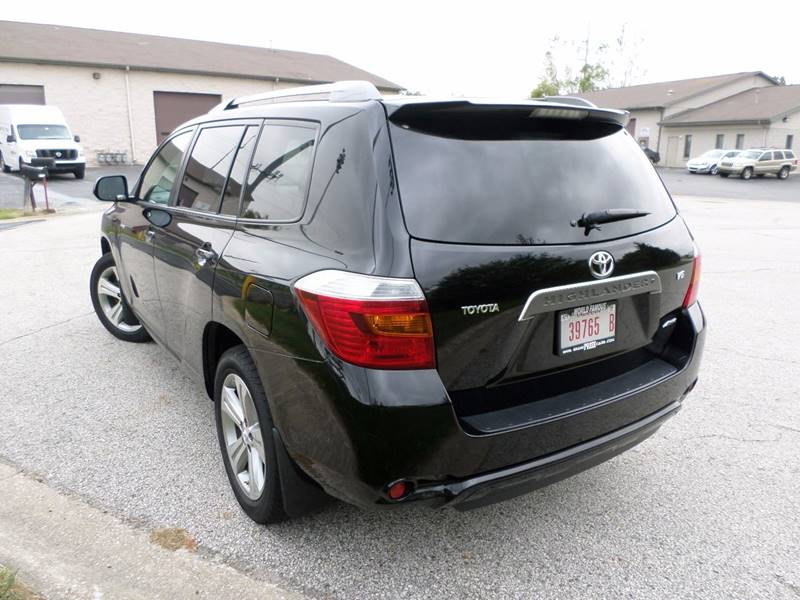 2008 toyota highlander awd sport 4dr suv in cedar lake in grand prize cars. Black Bedroom Furniture Sets. Home Design Ideas