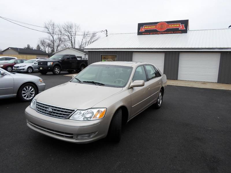 2003 Toyota Avalon For Sale At Grand Prize Cars In Cedar Lake IN
