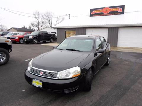 2005 Saturn L300 for sale at Grand Prize Cars in Cedar Lake IN