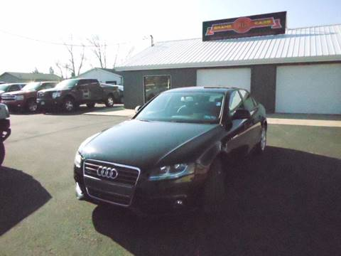 2009 Audi A4 for sale at Grand Prize Cars in Cedar Lake IN