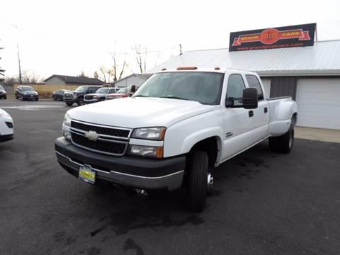2006 Chevrolet Silverado 3500 for sale at Grand Prize Cars in Cedar Lake IN