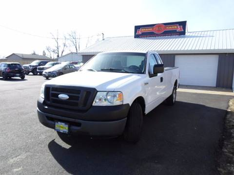 2007 Ford F-150 for sale at Grand Prize Cars in Cedar Lake IN