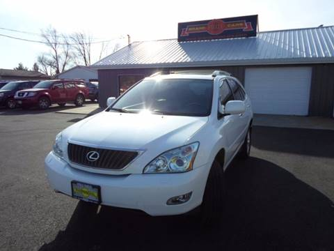 2009 Lexus RX 350 for sale at Grand Prize Cars in Cedar Lake IN