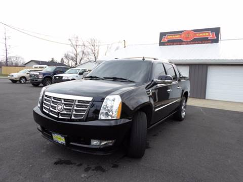 2008 Cadillac Escalade EXT for sale at Grand Prize Cars in Cedar Lake IN