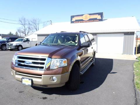 2012 Ford Expedition EL for sale at Grand Prize Cars in Cedar Lake IN