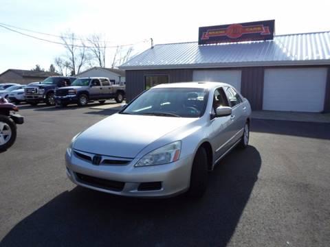 2006 Honda Accord for sale at Grand Prize Cars in Cedar Lake IN