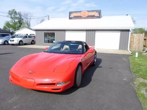 2000 Chevrolet Corvette for sale at Grand Prize Cars in Cedar Lake IN