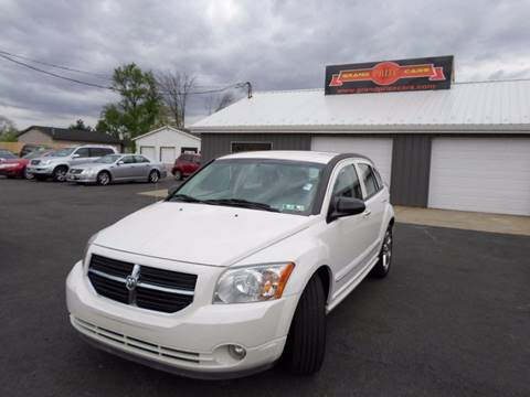 2007 Dodge Caliber for sale at Grand Prize Cars in Cedar Lake IN