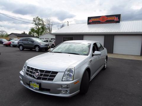 2009 Cadillac STS for sale at Grand Prize Cars in Cedar Lake IN