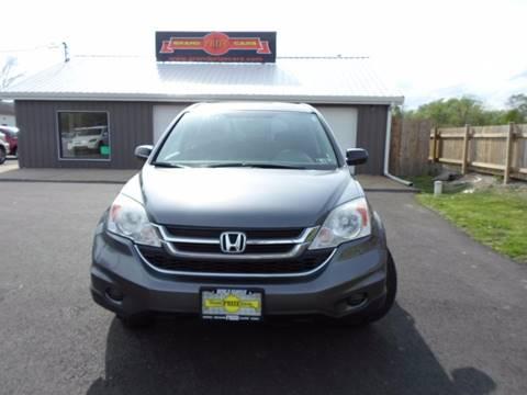 2010 Honda CR-V for sale at Grand Prize Cars in Cedar Lake IN