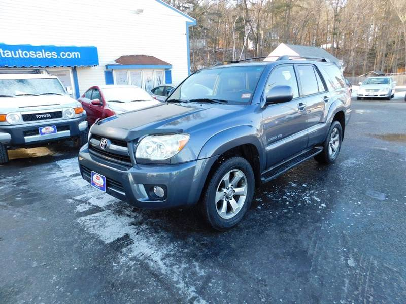 2009 Toyota 4runner In Manchester Nh Neat Auto Sales