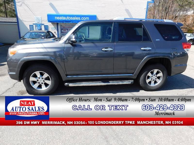 Neat Auto Sales - Used Cars - Manchester NH Dealer