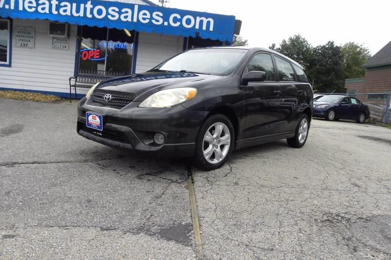 2005 Toyota Matrix For Sale At Neat Auto Sales In Manchester NH