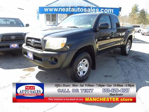 2008 Toyota Tacoma for sale in Manchester, NH