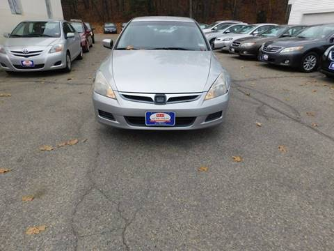2006 Honda Accord for sale in Merrimack, NH