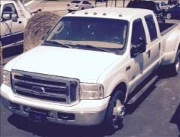 2003 Ford F-350 Super Duty for sale at A & G Auto Sales in Lawton OK