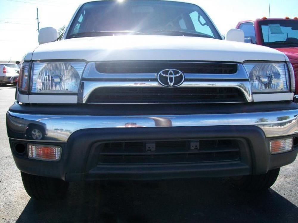 2002 Toyota 4Runner for sale at A & G Auto Sales in Lawton OK