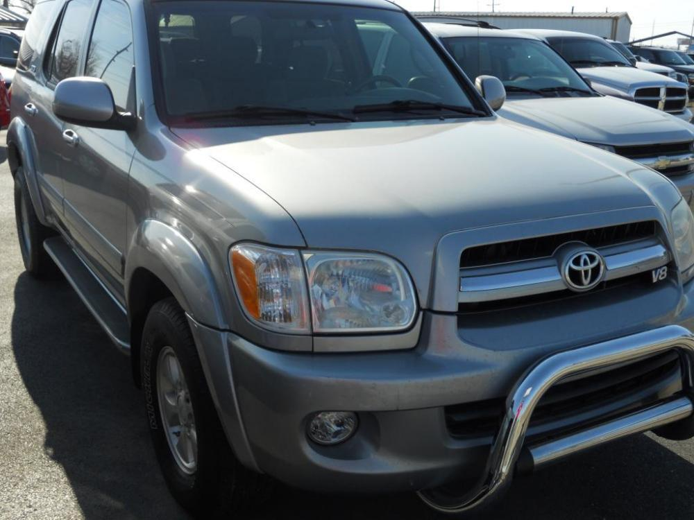 2005 Toyota Sequoia for sale at A & G Auto Sales in Lawton OK