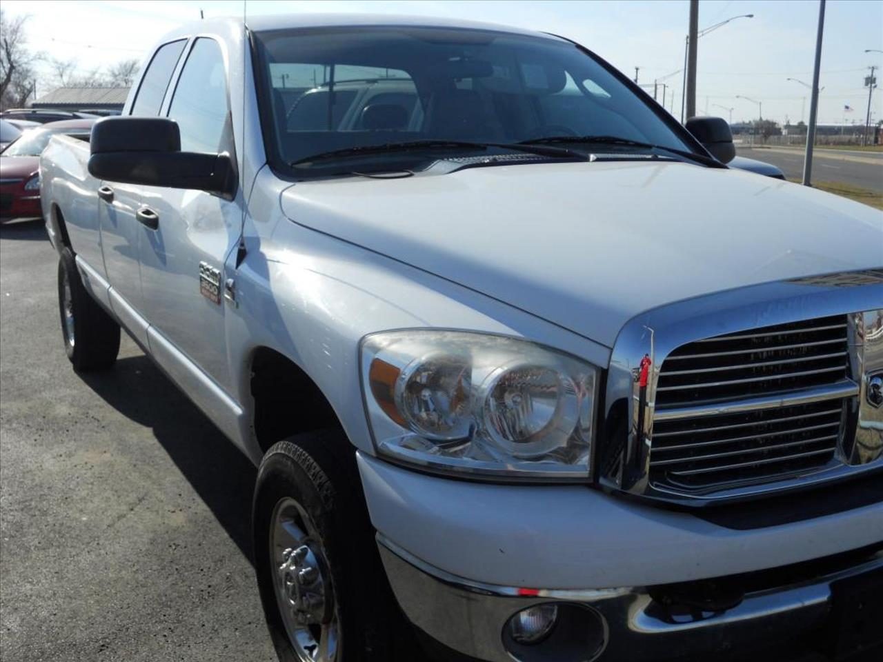 2008 Dodge Ram Pickup 3500 for sale at A & G Auto Sales in Lawton OK