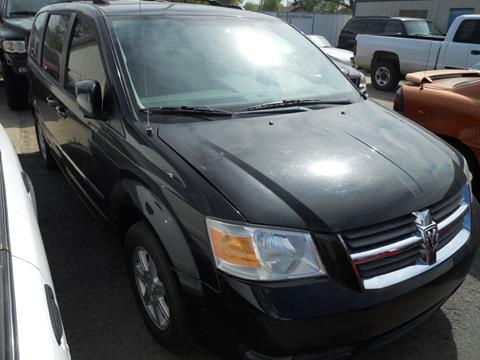 2009 Dodge Grand Caravan for sale at A & G Auto Sales in Lawton OK