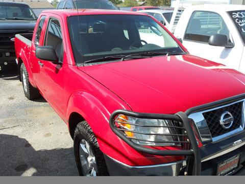 2010 Nissan Frontier for sale at A & G Auto Sales in Lawton OK