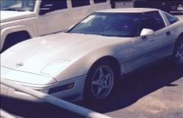 1996 Chevrolet Corvette for sale at A & G Auto Sales in Lawton OK