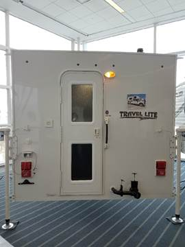 2018 Travel Lite  890RX for sale at J.R.'s Truck & Auto Sales, Inc. in Butler PA