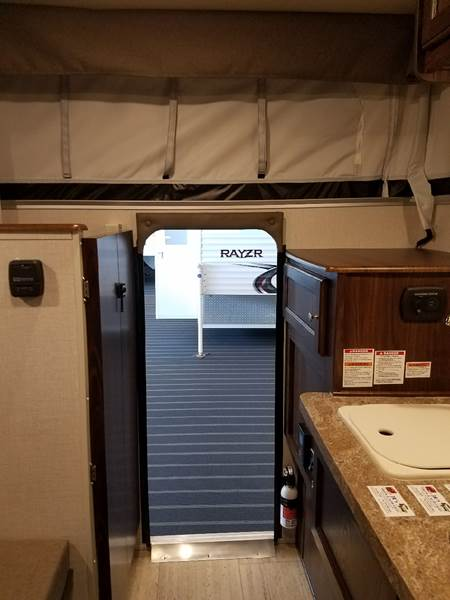 2018 Real-Lite Rcss-1609 Truck Camper In Butler PA - J R 's Truck
