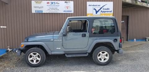 1999 Jeep Wrangler for sale in Butler, PA