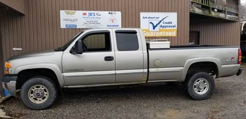 2001 GMC Sierra 2500HD for sale in Butler, PA