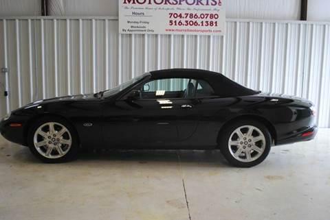 2000 Jaguar XK-Series