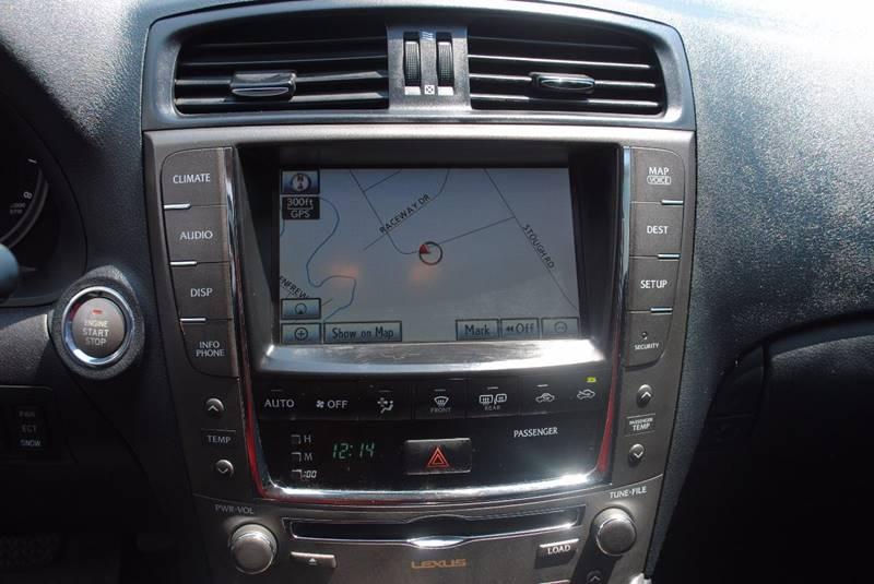 2010 Lexus IS 250 4dr Sedan 6A - Concord NC