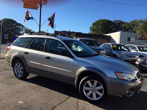 2007 Subaru Outback for sale in Worcester, MA