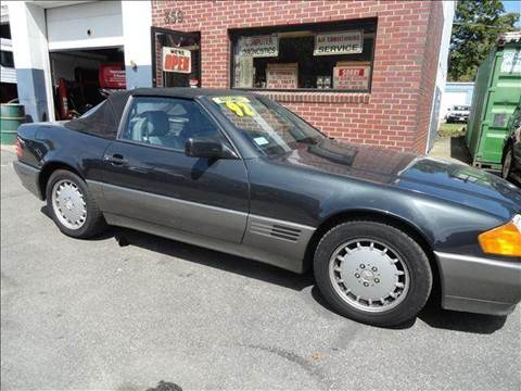 1992 Mercedes-Benz 500-Class for sale in Worcester, MA