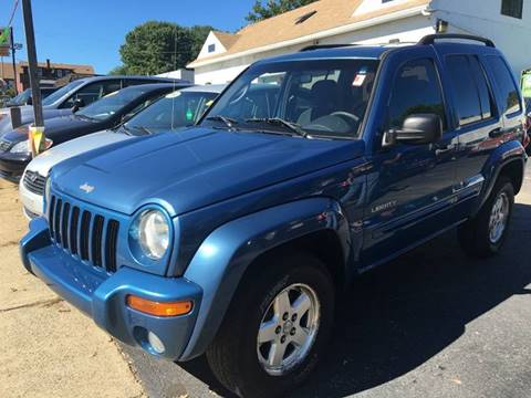 2004 Jeep Liberty for sale in Worcester, MA
