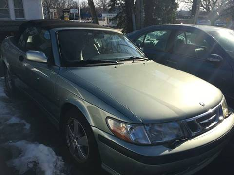 2002 Saab 9-3 for sale in Worcester, MA