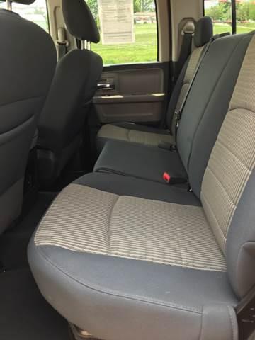 2009 Dodge Ram Pickup 1500 4x4 SLT 4dr Quad Cab 6.3 ft. SB - Jackson MO