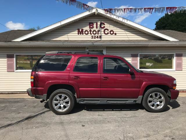 2006 Chevrolet Tahoe Z71 4dr SUV 4WD - Jackson MO