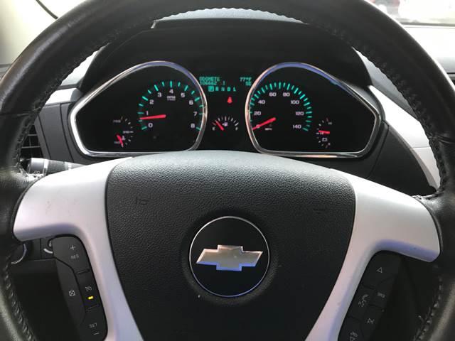 2012 Chevrolet Traverse AWD LT 4dr SUV w/ 2LT - Jackson MO