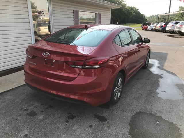 2017 Hyundai Elantra SE 4dr Sedan 6A (US) - Jackson MO